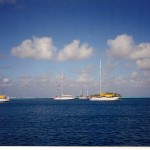 At Anchor in the Salomon Atoll Chagos0001